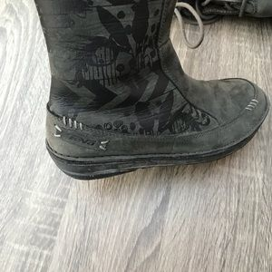 e708cdbdefd757 Teva Shoes - Teva Kiru 4058 Leather Graphic Boots